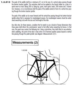 UCI Rules