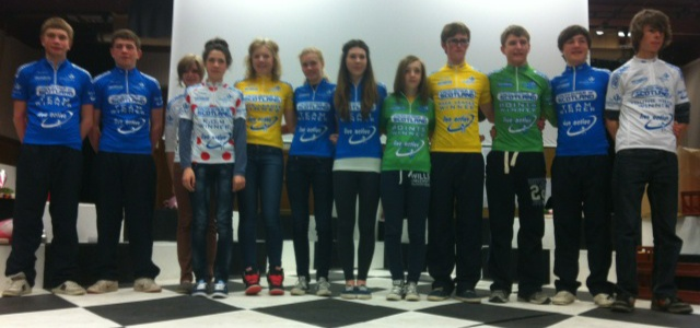 Last years star performers, courtesy of Mark Young.